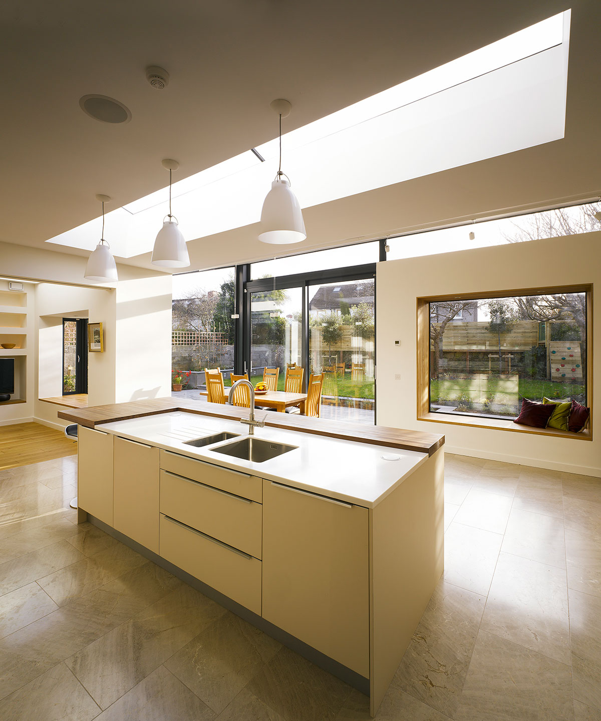 Dartry: Environmental And Energy Efficient