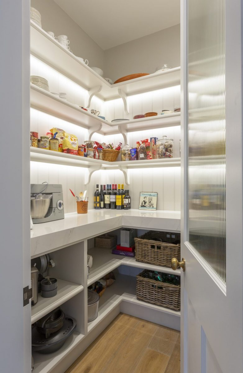 DMVF Architects Pantry