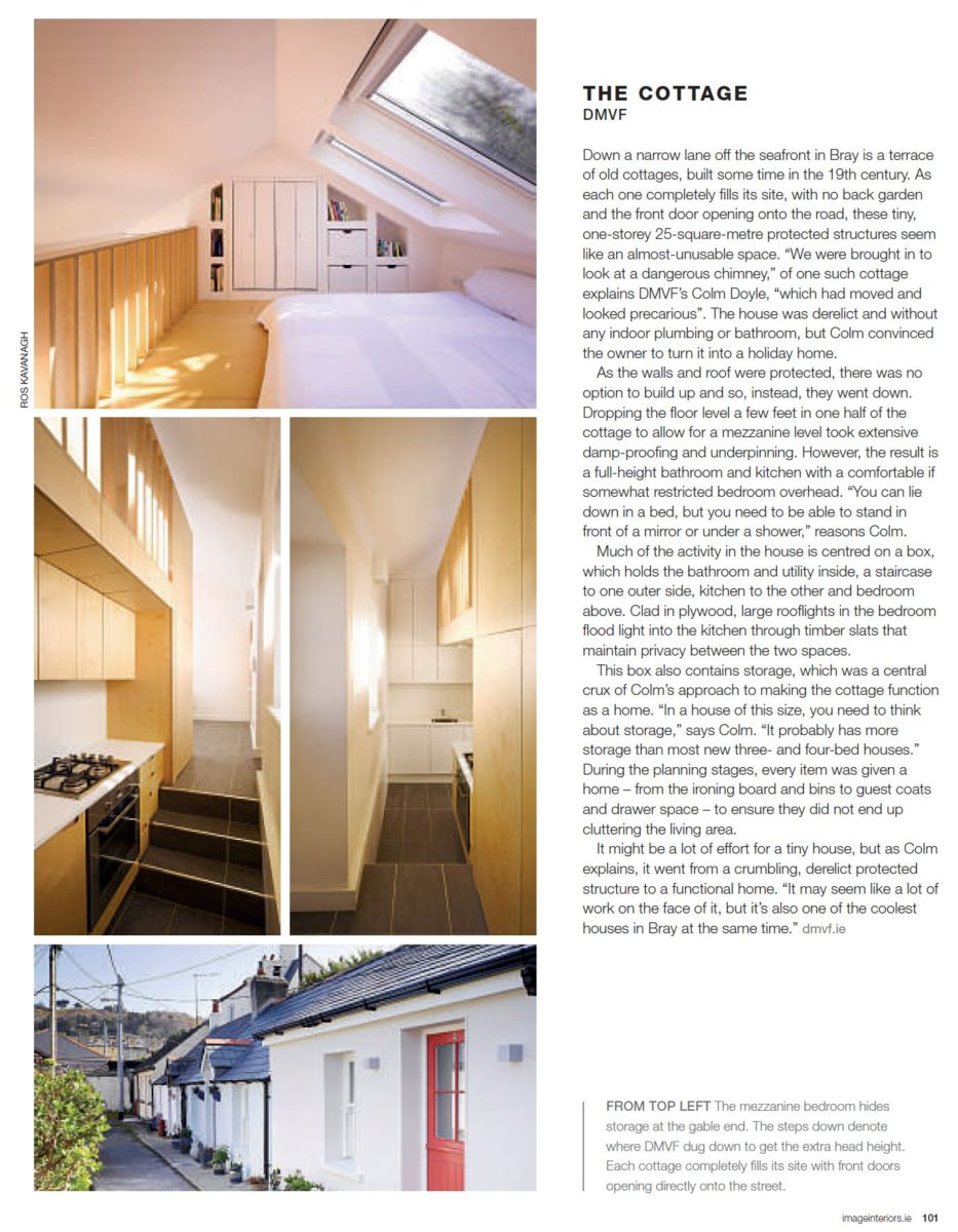 Cottage Cubed Image Interior & Living Feature