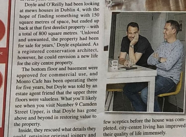 Camden Feature - Transform the way you look at City Living!