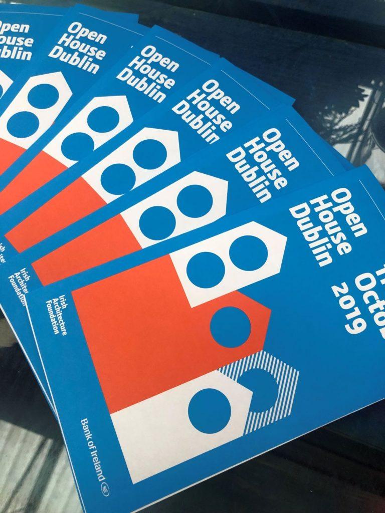 Open House Dublin 2019 Brochures
