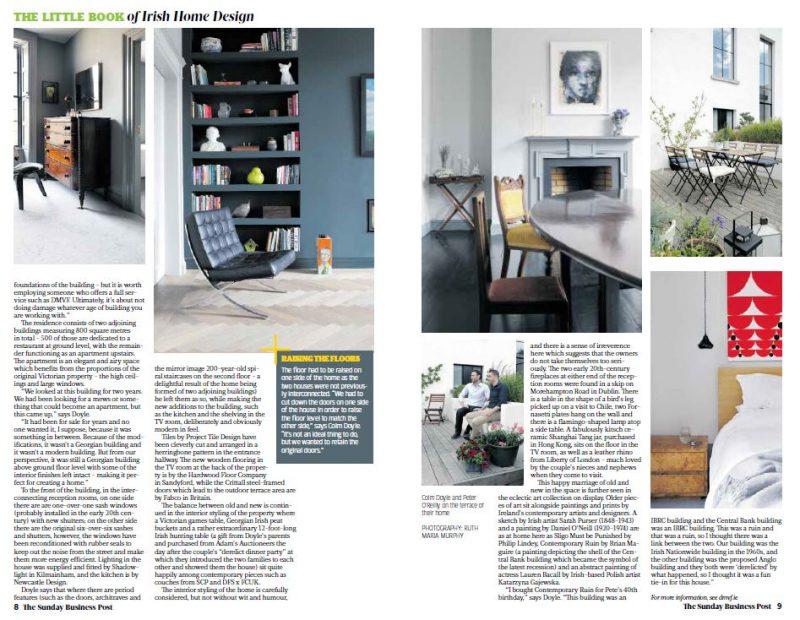 Sunday Business Post Camden Feature